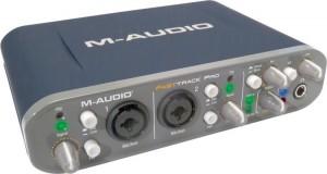 M-Audio FastTrack Pro