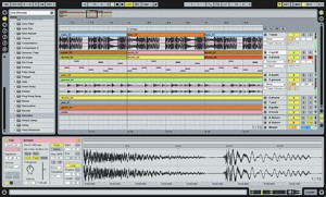 Ableton Live Lite